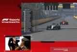 Russell raih kemenangan keempat secara beruntun seri pamungkas Formula 1 Esport di Kanada