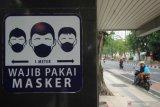 Penggunaan masker 60 persen jamin rasio penularan di angka 1, virus bisa hilang