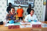 Usai diringkus, penjambret di Palangka Raya gagal 'naik pelaminan'