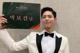 Jika diterima, Park Bo Gum jalani wajib militer 31 Agustus 2020