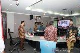 Gubernur Kaltara hadiri secara virtual Rakornas Pengawasan Intern Pemerintah