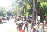 TNI Polri perkuat pengamanan kebun raya Megawati