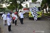 Kemensos sebut Jawa Timur prioritas penyaluran bantuan paket sembako