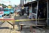 Bos toko material tewas mengenaskan saat kejar maling