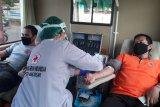 PMI Makassar galakkan slogan jangan takut donor darah