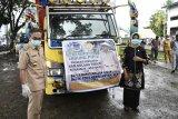 Kolaka Timur mengirim jagung 200 ton ke Surabaya