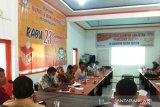 KPU Pesisir Selatan gelar sosialisasi tahapan lanjutan pemilihan kepala daerah