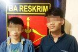 Diduga miliki sabu-sabu, dua pemuda diciduk di tepi jalan salah satunya pelajar