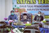 YKWS gelar webinar tentang pengelolaan sanitasi aman di Kabupaten Pringsewu