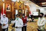 Jusuf Kalla ingatkan kedisiplinan masyarakat Jatim terhadap protokol kesehatan