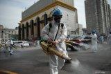 Wabah COVID-19 kembali merebak di Ibu Kota Beijing, menginfeksi lebih 100 orang