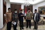 MUI, NU, dan Muhammadiyah apresiasi keputusan Pemerintah tunda bahas RUU HIP