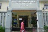 Puskesmas Padang Bulan Medan terpaksa ditutup karena pegawainya positif COVID-19
