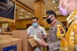 Kemenparekraf menyalurkan 15 ribu paket bantuan pekerja pariwisata NTB