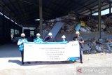 Pabrik kertas telur di Payakumbuh naik daya ke 197 ribu VA