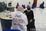 LKBN Antara tes cepat 100 anggota Dewan Pers dan PWI cegah COVID-19