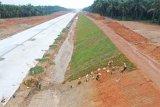 Tol Kuala Tanjung-Parapat permudah konektivitas ke Danau Toba