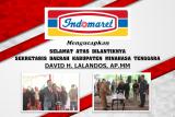 Indomaret - Pelantikan Sekda Kabupaten Minahasa Tenggara