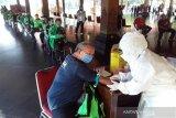 DKK Surakarta gelar tes cepat tukang ojek cegah COVID-19