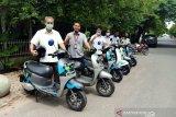 PLN sosialisasi motor listrik kepada BUMN