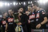 Napoli menangi Piala Italia untuk keenam kalinya