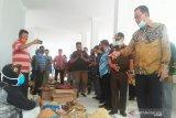 Bupati Rokan Hilir resmikan revitalisasi pasar rakyat