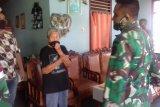 Dandim Sangihe kunjungi rumah pengasuh Ade Irma Nasution di Tahuna