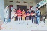 Komunitas Mancing Turatea salurkan bantuan kepada korban bencana Jeneponto