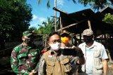 JK motivasi korban banjir Bantaeng lewat panggilan video
