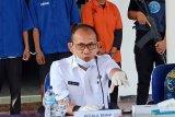 BNNP Kaltara musnahkan barang bukti sabu seberat dua kilogram
