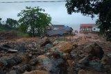 Banjir dan longsor landa Desa Ganda-ganda Morowali Utara