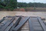 Banjir kepung Morut, tidak ada korban jiwa, kerugian miliaran rupiah