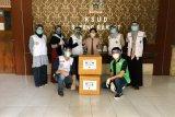 FK UMI salurkan bantuan APD untuk RS Sayang Rakyat Sulsel