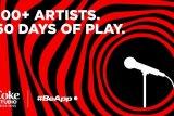 Coke Studio Sessions,  konser musik 'online' dalam aplikasi BeApp