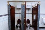 Di sebuah universitas Korsel, pakai toilet dibayar dengan uang digital