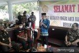 Wali Kota sambut baik Kajari  bertugas di Baubau