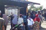 Tujuh unit ruko di Padang Pariaman hangus terbakar, kerugian capai Rp1,7 miliar