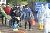 135 orang WNI dari luar negeri dibawa ke RS Darurat Wisma Atlet