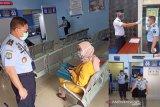 Imigrasi Palembang maksimalkan protokol kesehatan