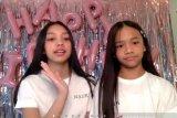 Naura dan Neona akan menggelar konser virtual