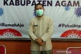 Pulang dari Medan, seorang warga Agam positif COVID-19