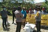 59 kampung di Mamberamo Raya terima bantuan beras Kapolri