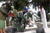 Dandenpom Lampung minta prajurit jaga kesehatan