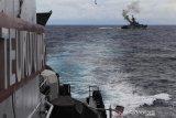 Kapal anti kapal selam TNI siaga di Laut Natuna