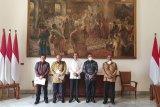 Pimpinan DPD bertemu Presiden Jokowi sampaikan hasil pengawasan lembaga