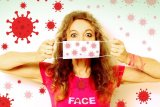 Ini lima tips mencegah jerawat akibat pakai masker