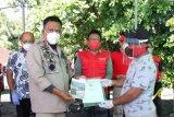 Empat desa di Minahasa menerima sertifikat redistribusi tanah