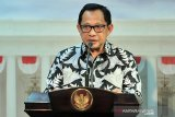 Mendagri Tito Karnavian sampaikan urgensi Perppu Pilkada menjadi UU