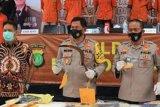 Polisi tembak mati tiga perampok spesialis nasabah bank di Jawa Barat