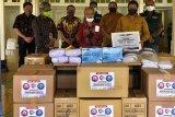 Pemda DIY menerima bantuan APD dari Yayasan Rumah Kita